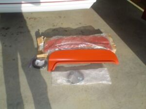 1953 FORD FENDER SKIRTS  NEW NEVER PAINTED