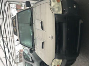 2003 Nissan Frontier Automatique  4Cylindres
