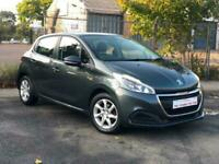 2017 Peugeot 208 1.2 PureTech Active 5dr HATCHBACK Petrol Manual