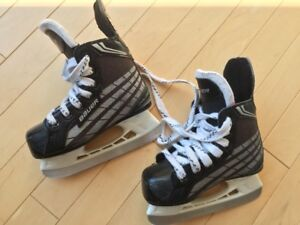 Bauer Challenger Youth Skate Size Yth 9.0