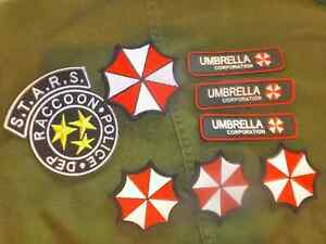 Resident evil collection patches, from game series