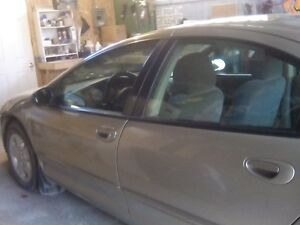 2002 Chrysler Intrepid Berline