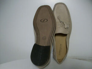 NEW LEATHER SHOES WATER RESiSTANT FLOSHEiM MADE iN INDiA Sz 8