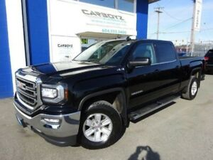 2017 Gmc Sierra 1500 SLE 4x4, Crew 6.6 Box, Rev Camera, Big Scre