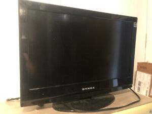 Dynex tv with built in DVD player