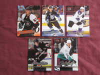 Discounted Ultra rookie cards-Stamkos, Ovechkin, Giroux, Doughty