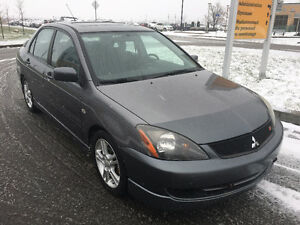 2006 Mitsubishi Lancer Ralliart, Mécanique A1, Full, Toit
