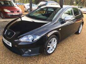 2010 Seat Leon 2.0TDI CR FR 2.0 DIESEL 170 BHP - DRIVES SUPERB!