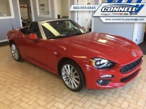 2019 Fiat 124 Spider Lusso Convertible  - Convertible - $229.57