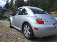 VW Beetle REDUCED TO SELL!
