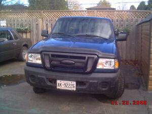 2008 Ford Ranger 4x4 Pickup Truck