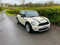 Cooper s auto with sat nav, just serviced