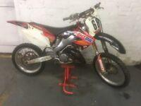 Cr 125 2003 kx rm yz