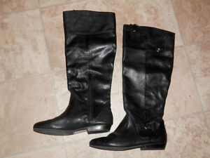 5 pairs of boots