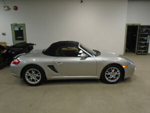 2005 PORSCHE BOXSTER CONVERTIBLE! 1 OWNER! MINT! ONLY $15,900!!!