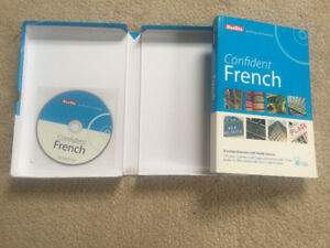 Reduced!! Brand New French Self Study Book and Cd for Sale