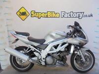 2003 53 SUZUKI SV1000S SK3
