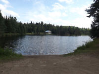 CHALET MORIN HEIGHTS 'LAC DAVID' J0R 1H0  $40.000