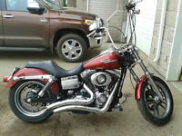Looking to trade 2009 HD Dyna Low Rider