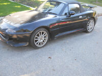 1996 EUNOS ROADSTER CONVERTIBLE, FULLY LOADED, 60K $7000 FIRM!
