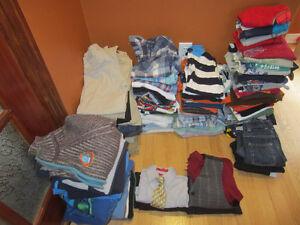 Vêtements Garçon 7 ans: 107 articles pour seulement 45 $