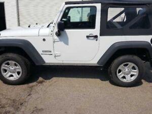 2018 Jeep Wrangler JK Sport  - Cruise Control - $81.55 /Wk
