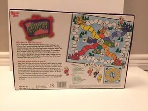 Dr. Seuss how the Grinch stole Christmas game Kitchener / Waterloo Kitchener Area image 2