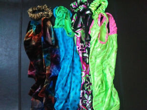 Gymnastic suits size14 girl youth