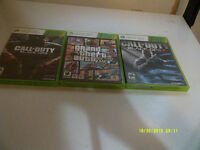 GAMES FOR XBOX 36O