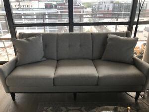 Mid century modern sofa for sale!