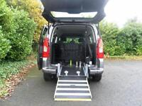 Peugeot Partner 1.6HDi Tepee S Wheelchair Accessible Vehicle WAV