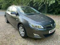 2010 Vauxhall Astra 1.6 16v Exclusiv 5dr