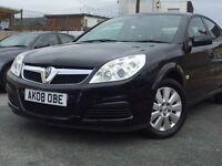 2008 (08) VAUXHALL VECTRA EXCLUSIV CDTi 120 DIESEL*SERVICE HISTORY*2 KEYS*LOW MILEAS*P/X WELCOME