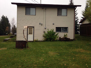 1 Bedroom Basement suite for Rent in Edson, AB.