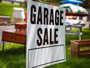 YARDSALE,   JUNE  21  and 22 th