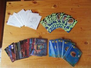 CARDS - BEAUTY AND THE BEAST - REDUCED!!!!