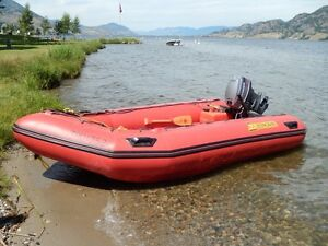 14.5' Stingray Inflatable Boat