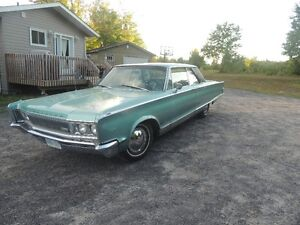 REDUCED! 1966 CHRYSLER NEW YORKER!