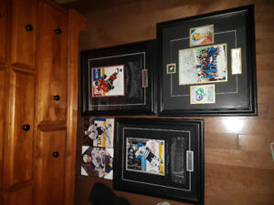 Selling signed NHL pictures