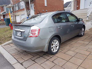 2012 Nissan Sentra only 42 600km for 9 000$