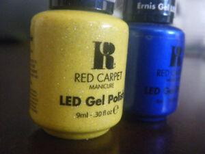 2 Brand New LED Gel Nail Polish