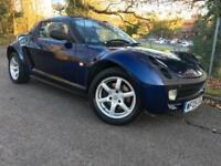 Smart Roadster 0.7 80 ps Auto Rhd PETROL AUTOMATIC 2005/05