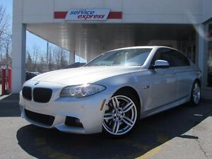 BMW 5 Series 4dr Sdn 550i xDrive AWD 2012