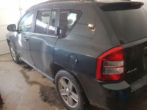 2007 Jeep Compass 4X4 - Quick Sale ~ As Is.