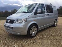 Volkswagen Transporter Camper LOW MILEAGE!!