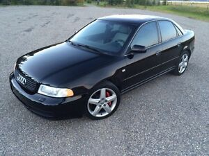 Beautiful Audi S4 $4500 (trades?) LOOK!