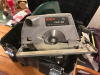 Bosch circular saw mains