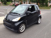 2008 Smart Fortwo Automatic Coupe (2 door)