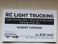 Light Trucking and Lawn Care