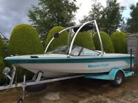 Mastercraft pro star 190 converted to Lpg low hours
